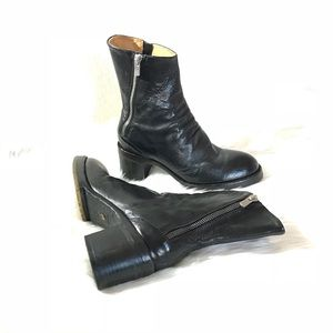 Famous Duca de Nord Ankle Boots Officine Creativa